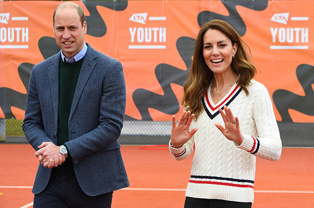 Кейт Миддлтон пошутила, что купит принцу Уильяму костюм Человека-паука Монархии