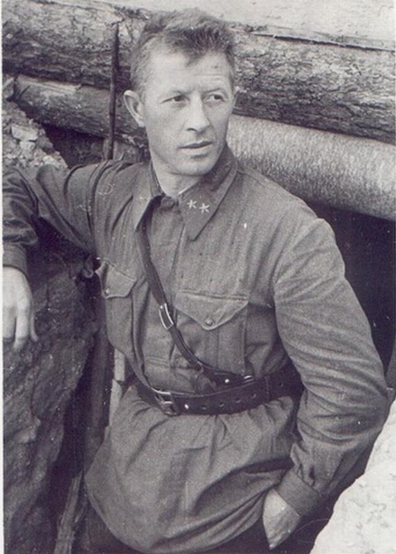 Комдив уникальной храбрости Александр Родимцев : « Сталинград - это как второй раз родиться...»