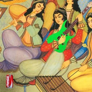 Иранское искусство. Keyvan Heydari