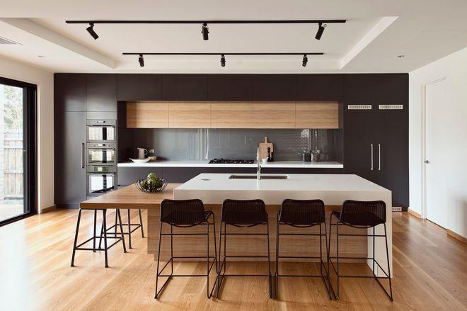 Модернизм Кухня by R.Z.Owens Constructions