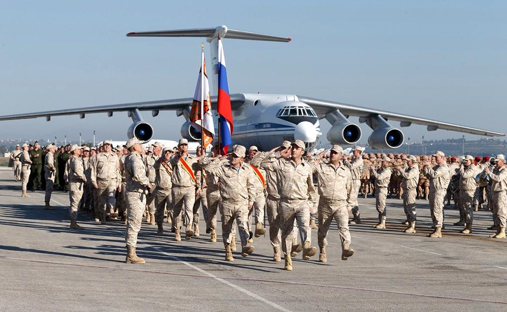 Зачем Россия вдруг нарастила группировку ВКС в Сирии?