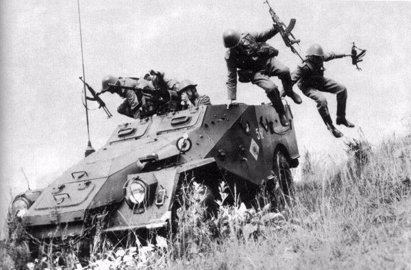 ТОП военных машин от известных автомобильных брендов