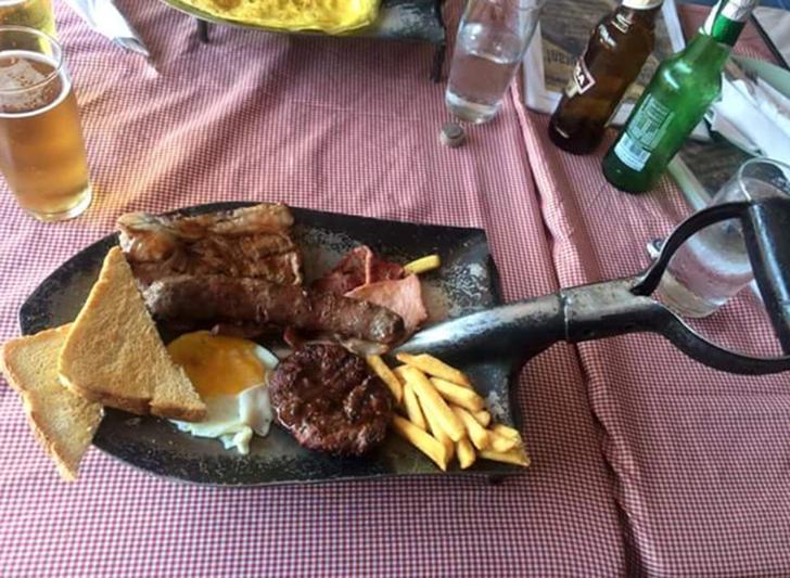 Отличия еды хипстера от еды здорового человека