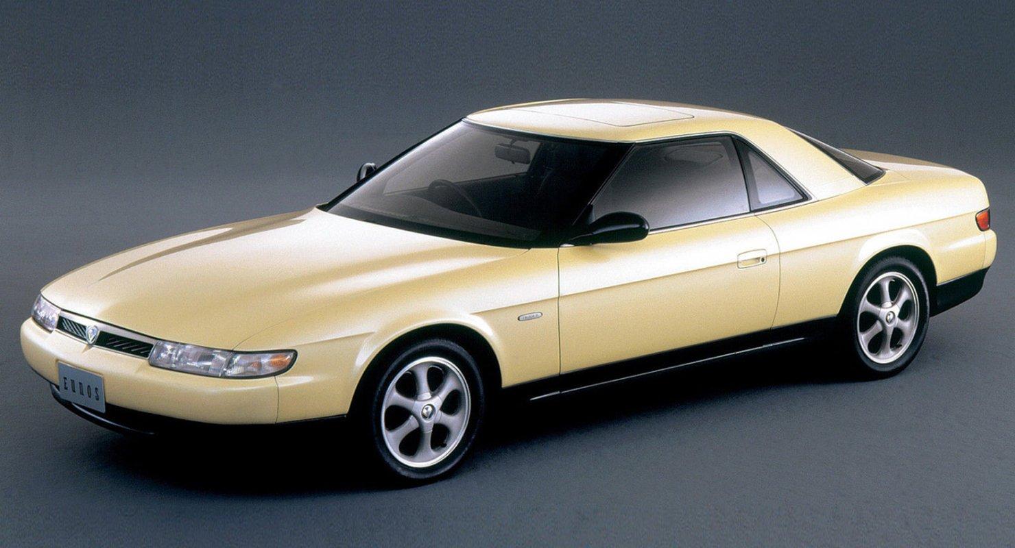 Самый совершенный автомобиль от Mazda — Eunos Cosmo Автомобили