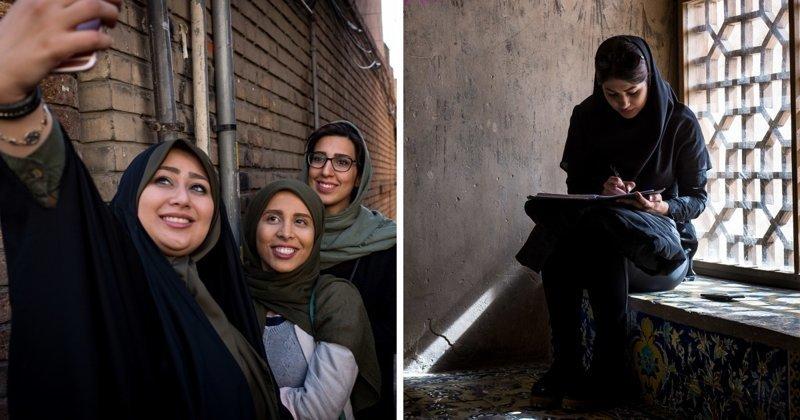 Настоящая повседневная жизнь Ирана