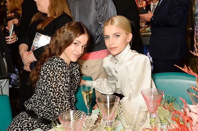 Наталья Водянова собрала звездных друзей на гала-ужине в Лондоне Новости