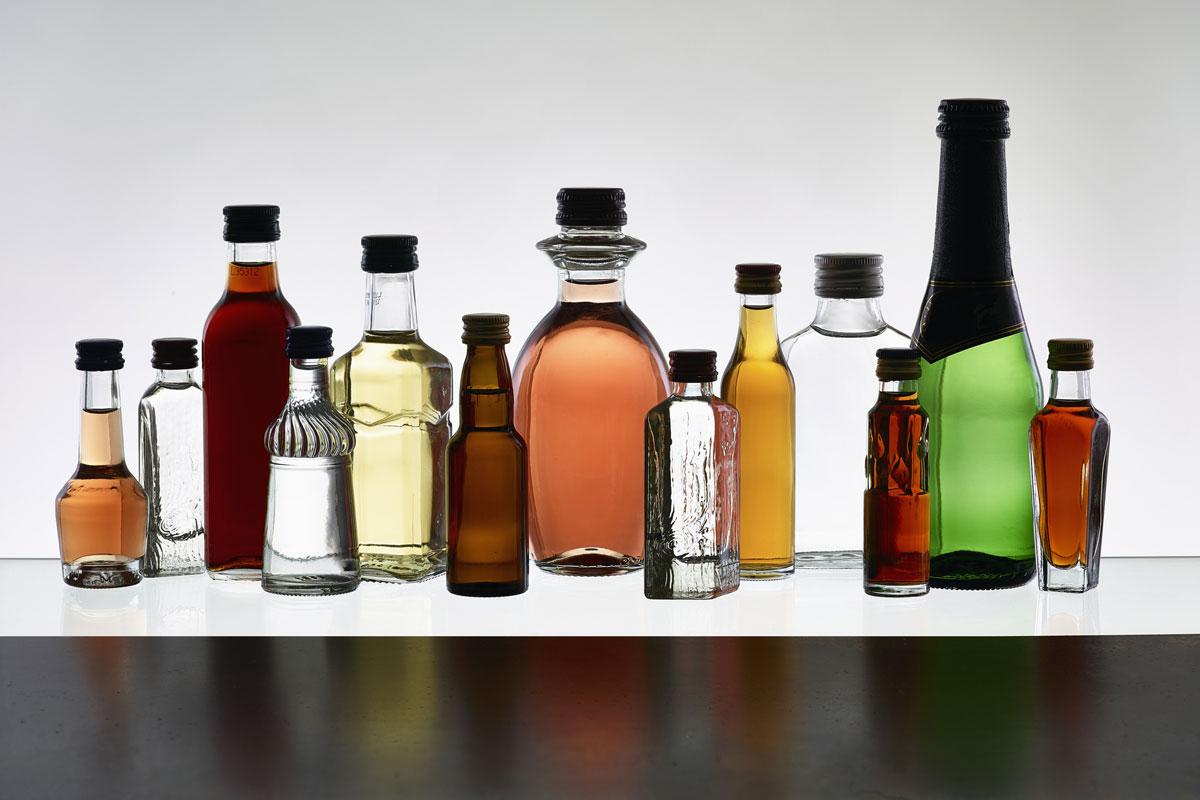 Можетли дезинфицировать крепкое спиртное?