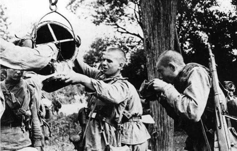 Как Красная армия и вермахт очищали воду во время Великой Отечественной войны история