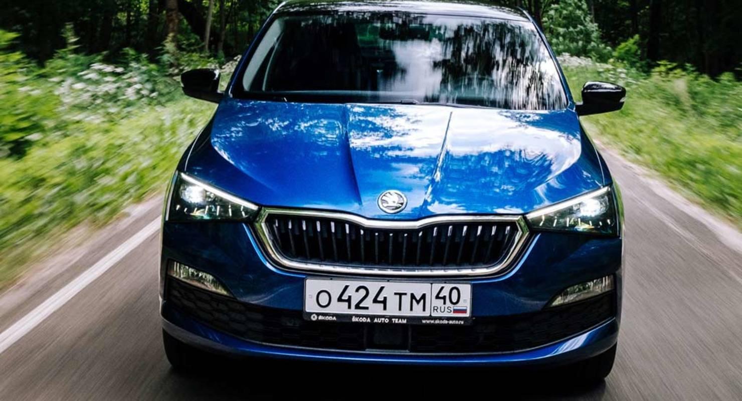 Skoda пересмотрела цены на модели в линейке Автомобили