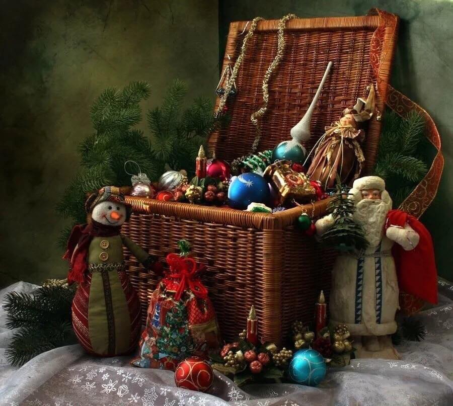 Про любовь и подарки