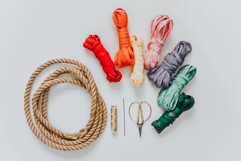 Яркая плетеная сумочка как из дорогого магазина своими руками переделки,рукоделие,своими руками,сделай сам