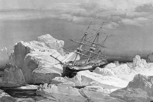 Смерть во льдах. Страшная судьба «Эребуса» и «Террора» Пространство