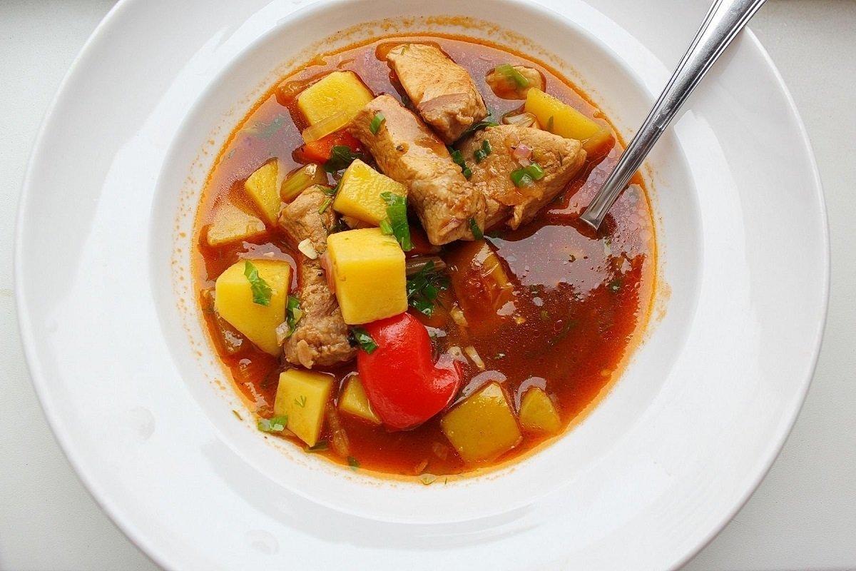 Суп Соуз кухни мира,первые блюда,супы