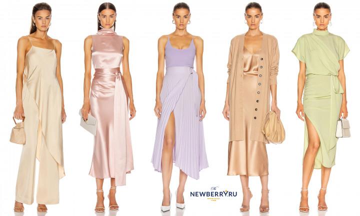 Весенне-летние образы в одежде в пастельных тонах в которые вы влюбитесь! гардероб,мода и красота,модные образы,модные тенденции,одежда и аксессуары,стиль