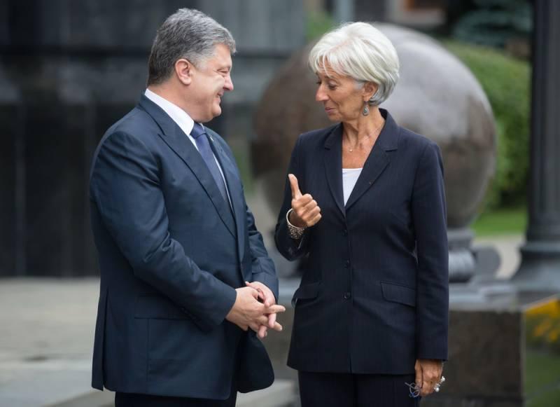 МВФ решил выделить кредит для поддержки майданного режима Украины