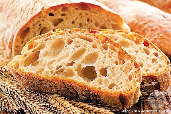 Рецепт хлеба, который замедляет старение и улучшает обмен веществ