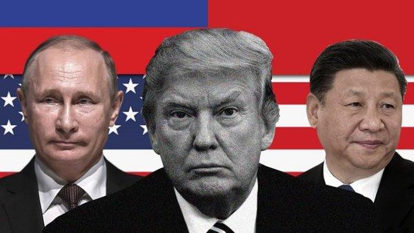 С двух сторон: Россия и Кита…