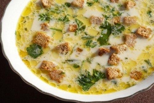 Сырные супы: топ-5 самых лучших рецептов