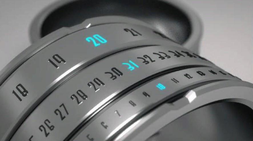 Инновационные часы-кольцо: новый взгляд на часы кольцо-часы,необычное,технологии