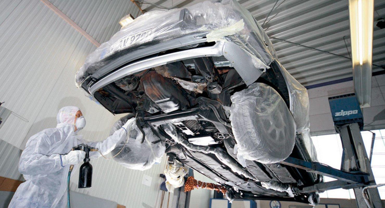 Кто несет ответственность за некачественную антикоррозийную обработку кузова Автомобили