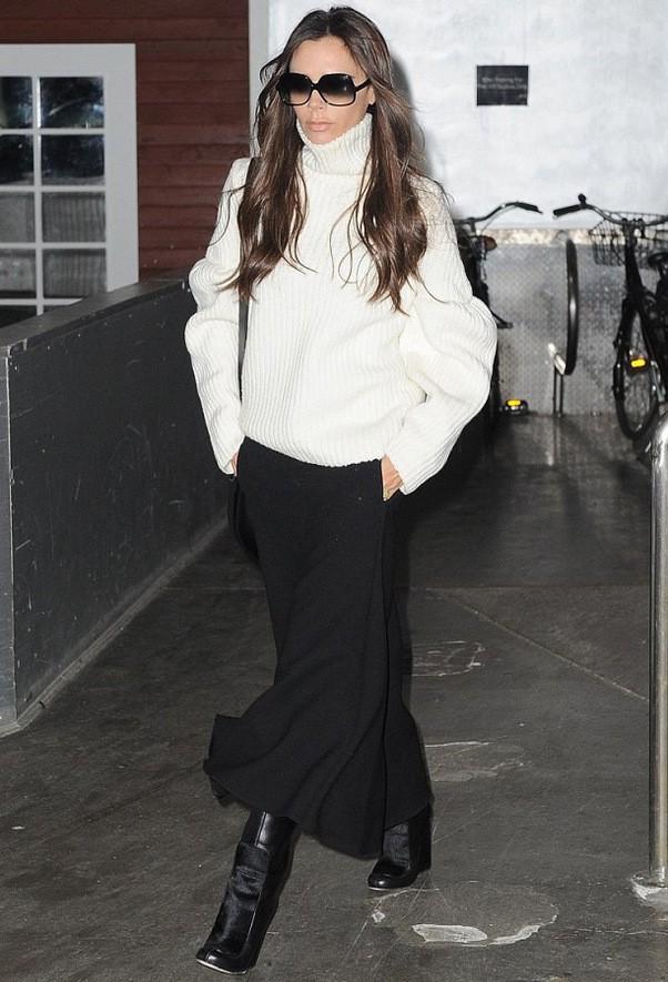фото с чем носить юбки зимой 2017