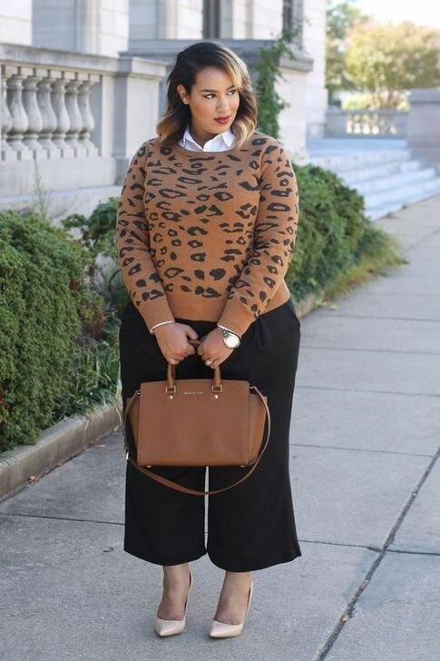 Стильные приемы для дам plus size, которые скрывают лишнее plus size,внешность,мода и красота,модные образы,модные сеты,модные советы,стиль,уличная мода,фигура