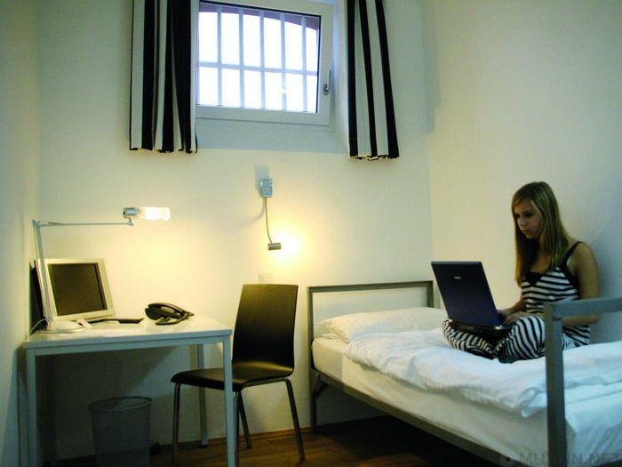 Шестнадцать тюрем, перестроенных в роскошные отели