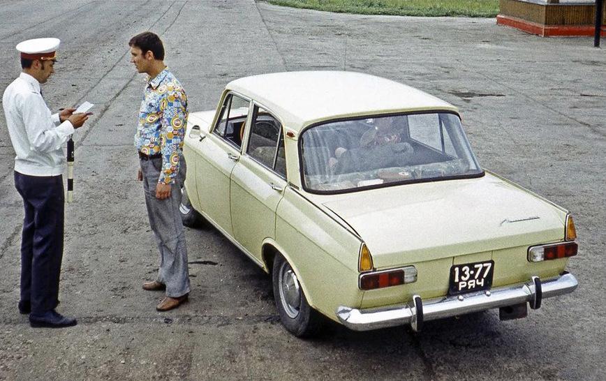 27 легендарных советских авт…