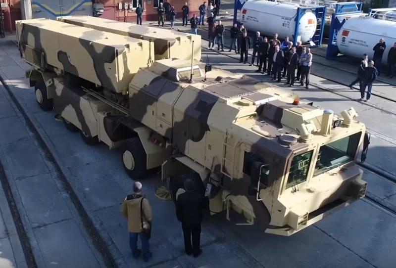 На Украине заявили о планах создания многоцелевого ракетного комплекса оружие,украина
