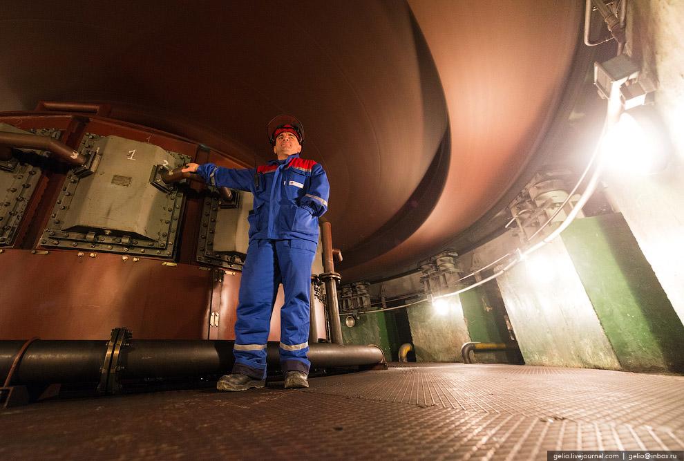 Бурейская ГЭС — самая мощная гидроэлектростанция на Дальнем Востоке