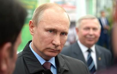 """""""Вы сначала разберитесь"""": Путин отреагировал на отравление Скрипаля"""
