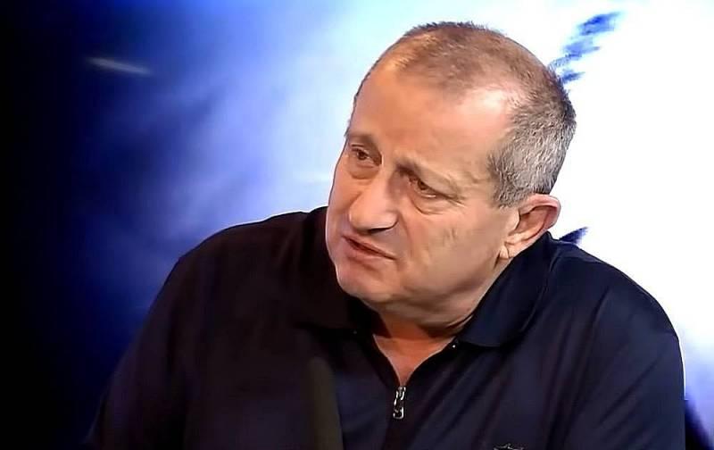 Кедми назвал две причины, по которым Израиль вооружает Азербайджан Новости