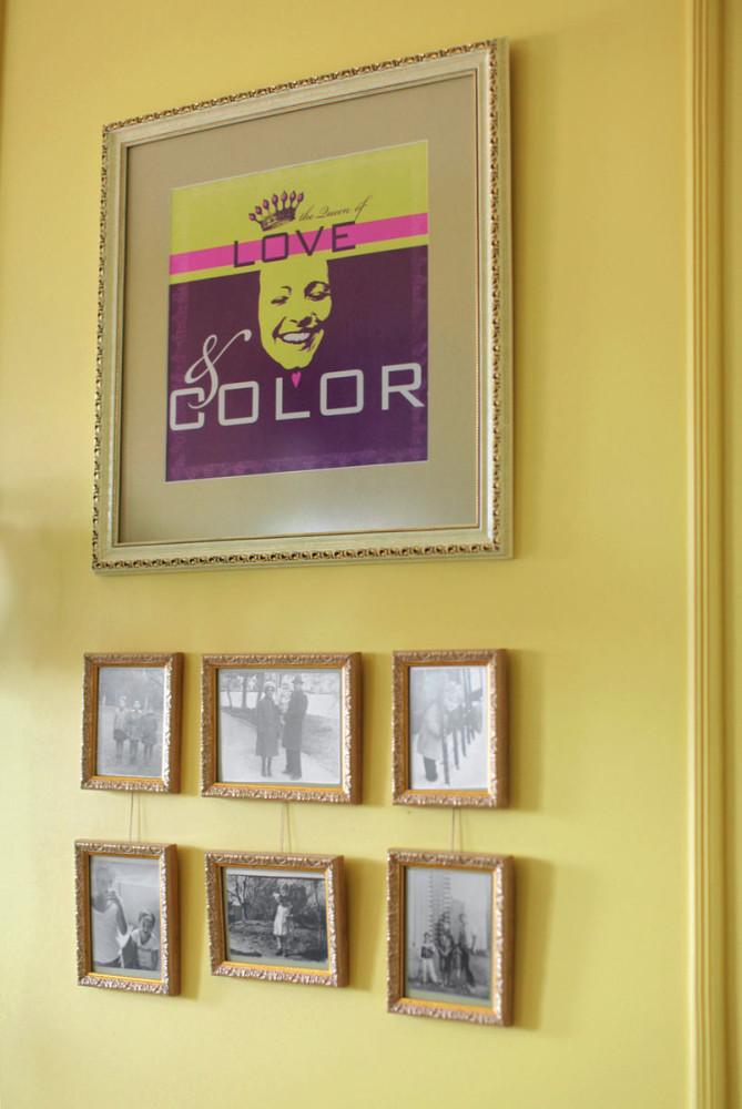 Декор в цветах: светло-серый, салатовый, бежевый. Декор в .