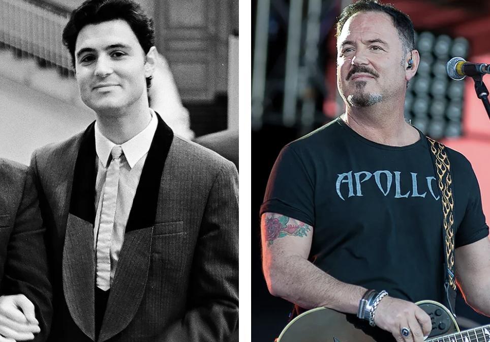 Как выглядели звезды в эпоху лихих 90-х звезда,концерт,певец,фото,шоубиz,шоубиз