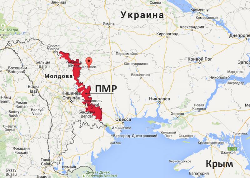 Молдавия заявила о планах по реинтеграции Приднестровья Новости