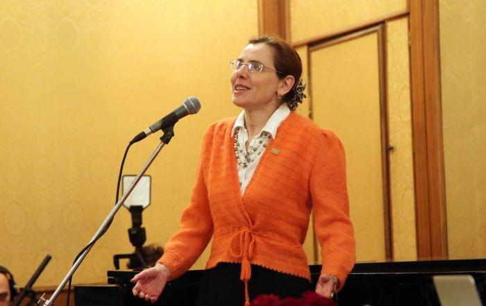 Мария Смоктуновская. / Фото: www.rfcda.ru