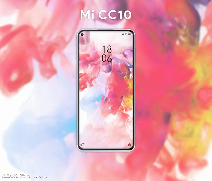 Xiaomi Mi 10 Lite оказался совсем непохож на Xiaomi Mi 10 новости,смартфон,статья