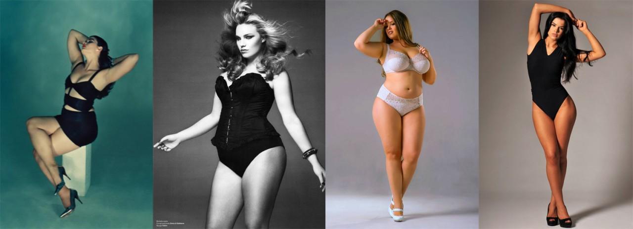 образом, как фотографировать толстых худыми картинке также указаны