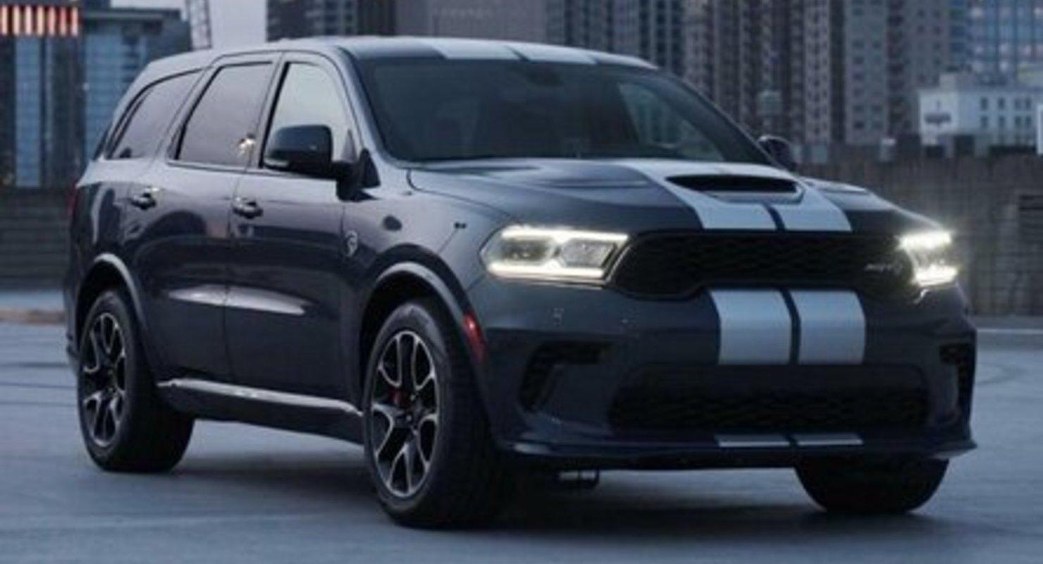 Производство Dodge Durango SRT Hellcat будет возобновлено Автобизнес
