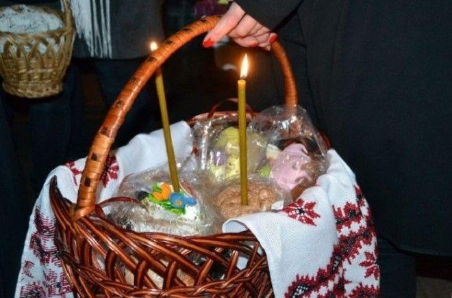 славянские традиции на пасху