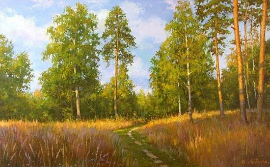художник Виктория Левина картины – 20