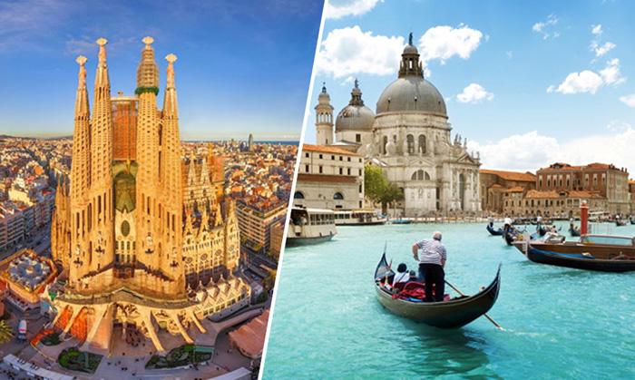 «Валите домой!»: Жители южных городов Европы протестуют против туристов