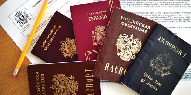 Патриотизм по паспорту