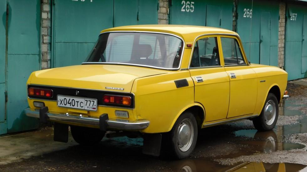 Москвич-2140