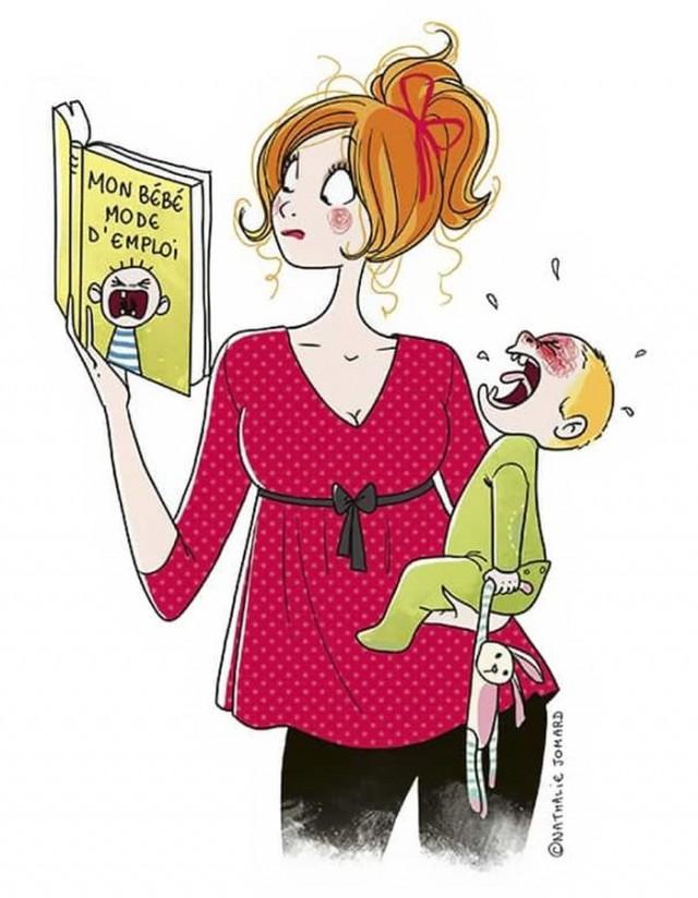 Типы матерей, которые жутко всех раздражают