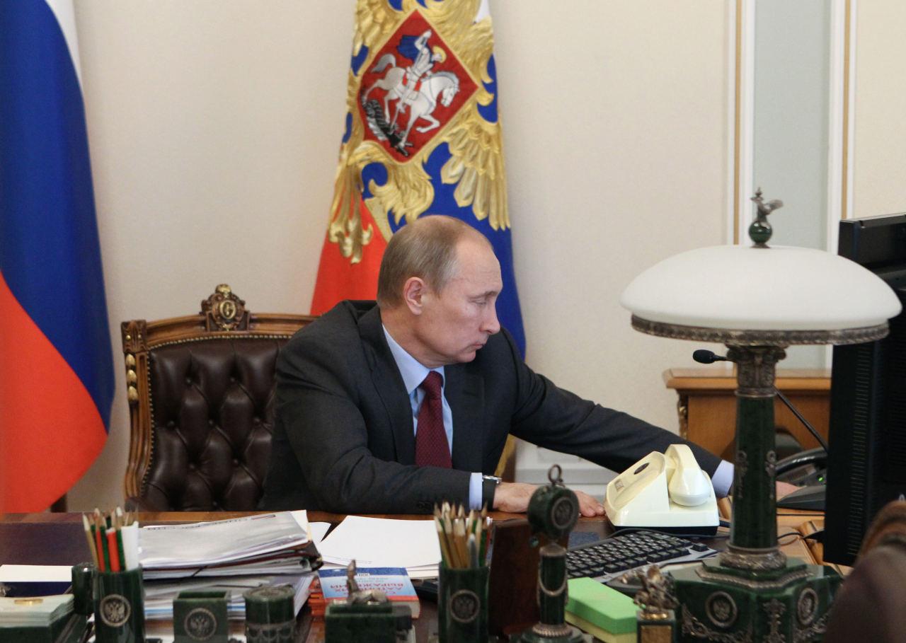 Владимир Путин: поздравил Ан…