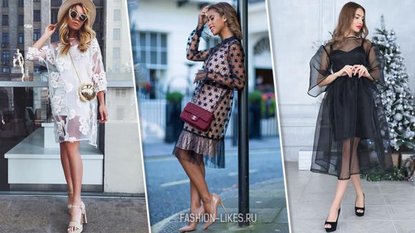 7 платьев, в которых вы не останетесь без внимания