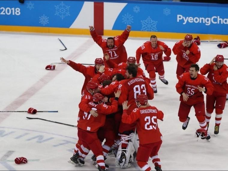 «Опобеде российской хоккейной сборной вПхёнчхане стоит снять кино»— режиссер Мегердичев