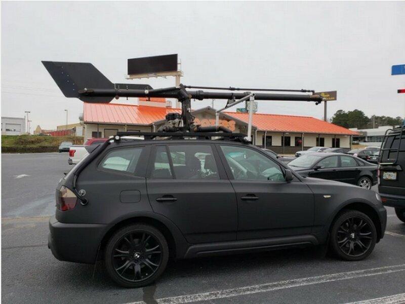 6. Заметил вот такую штукенцию на BMW в районе Мейкон (Джорджия). Зачем она нужна? в мире, вещи, вещь, знатоки, люди, познавательно, помощь, фото, что это такое