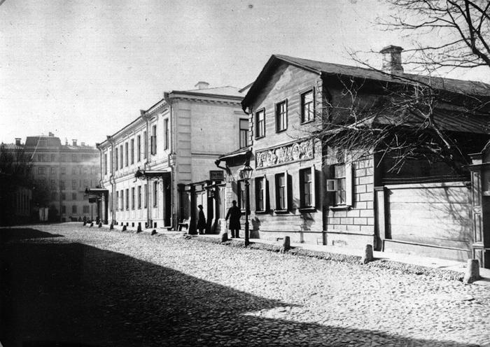 Снимок сделан Э.В. Готье-Дюфайе (1913-14 гг.). /Фото:arhimir.ru